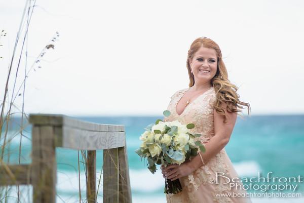 Michelle & Garrett - Getting Ready - Destin Wedding Photographers