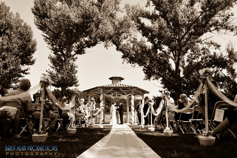 Dos Picos Park Wedding Photography in Ramona, California