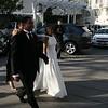 SANTA MONICA, CA - FEBRUARY 14: Nikkole and John Randolph wedding day on February 14, 2010 at Shutters Hotel in Santa Monica, California. (Photo by Ryan Miller)