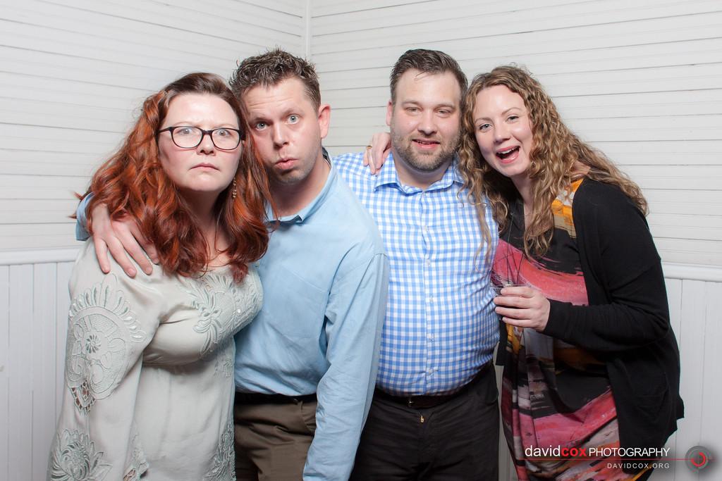 Jen, Dave, Brian & Melissa