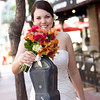 909213-0749    SAN DIEGO, CA - SEPTEMBER 09: Rebecca and Larry Hinson Wedding day on September 9, 2009 in San Diego, California. (Photo by Capture Imaging)