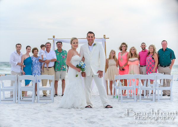 Destin Wedding Photographers Stacie & Francesco | Destin Wedding Photographer