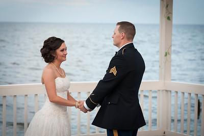 The Wedding of Ashlee Potts and Matthew Casey