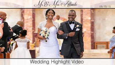 Mr. and Mrs. Attiwoto