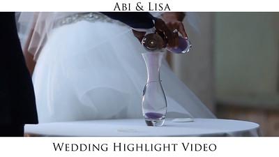 Abi & Lisa (Wedding Highlight)