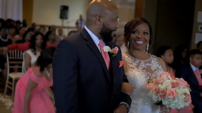 Sonja & Derrick Wedding Video
