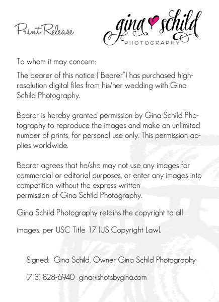 Gina Schild Photgraphy Print Release 2018 2