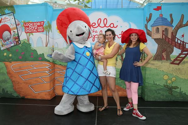 Ella the Elephant at Westfield Topanga Mall