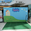 Peppa Pig at Westfield Topanga Mall