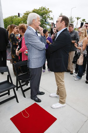 Walk of Hearts Ceremony at The Village at Westfield Topanga, Woodland Hills, America - 12 July 2016