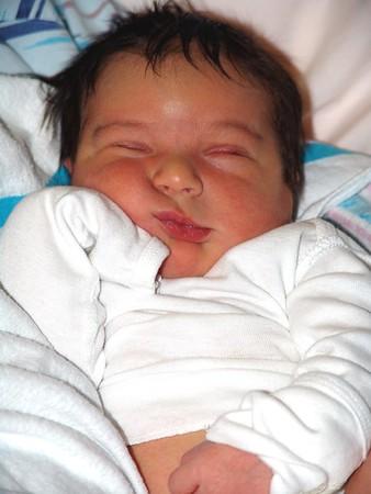 2008 Newborn Session