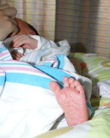 2009 Newborn Session