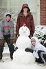 Snowman friends