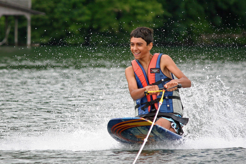 Austin knee board