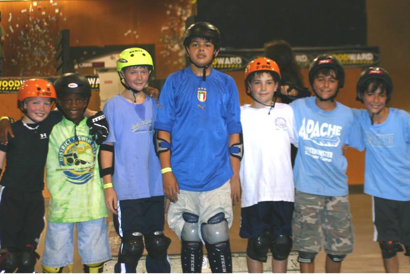 Skatepark birthday