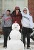 snowman friends b