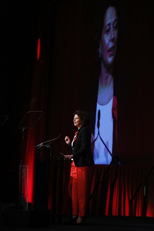 """2016 Will Rogers """"Pioneer of the Year"""" Dinner Honoring Donna Langley"""