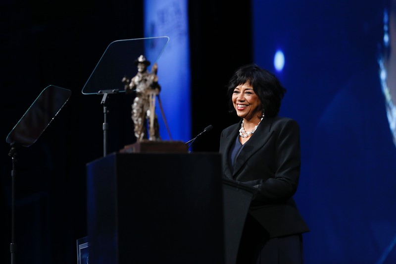 """2017 Will Rogers """"Pioneer of the Year"""" Dinner Honoring Cheryl Boone Isaacs"""