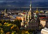 Church of Spilt Blood - St  Petersburg, Russia