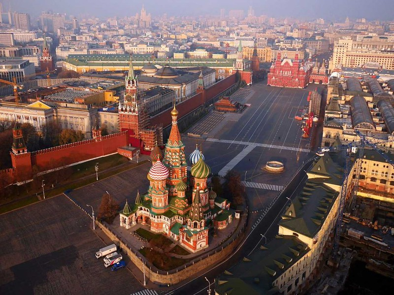 Kremlin Moscow, Russia