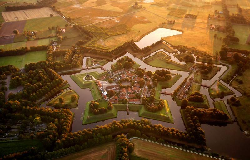 star fort - Bourtange, Netherlands