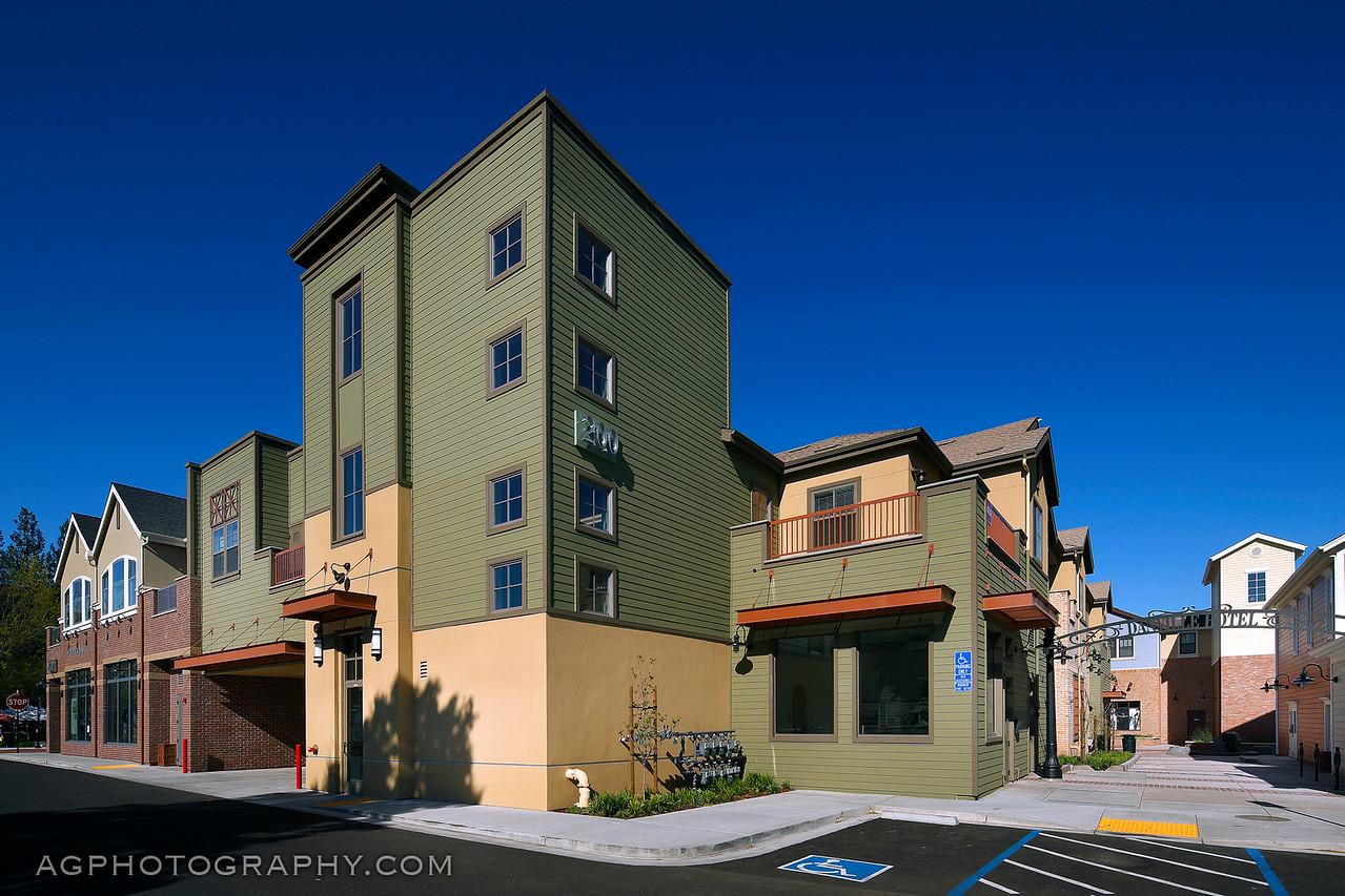 Danville Hotel, Danville, CA, 4/2/16.