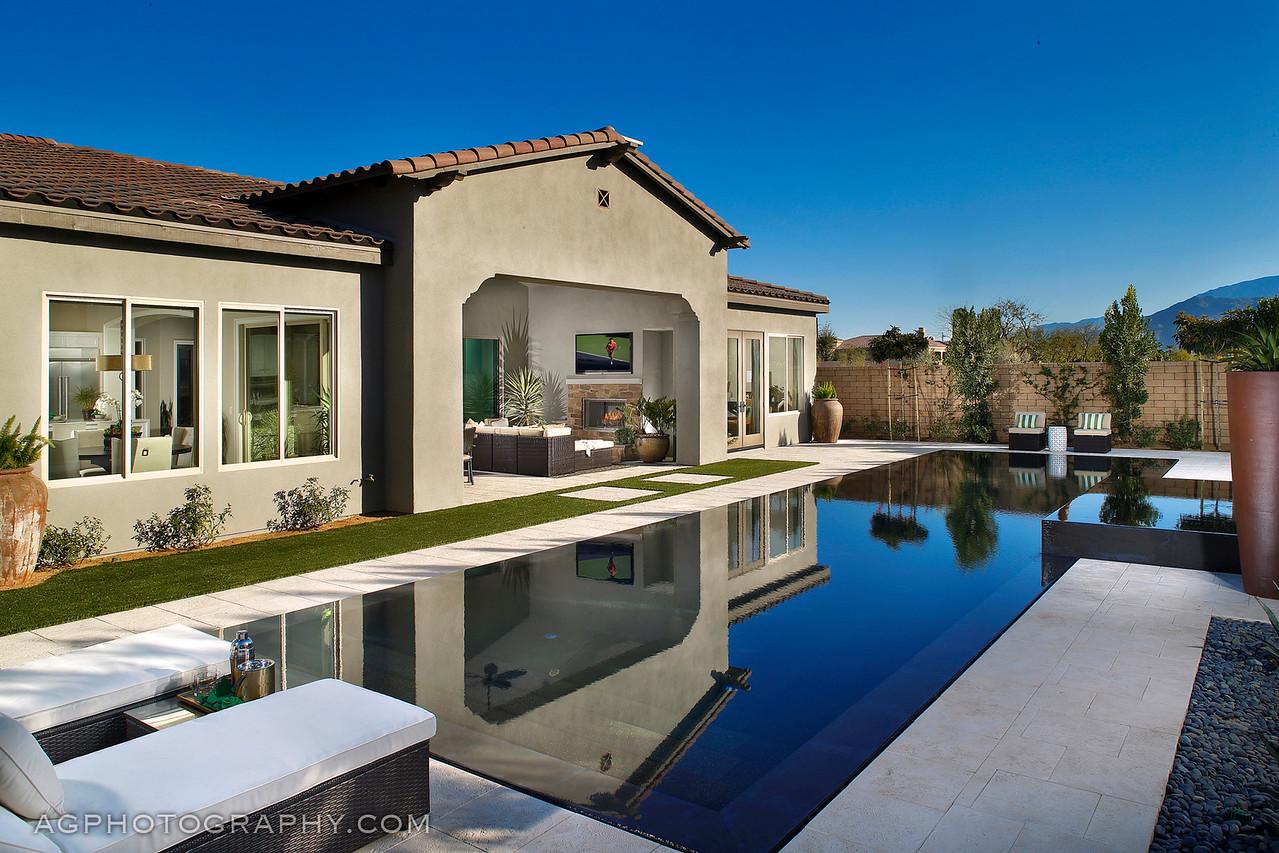 Monterra Models by Woodbridge Pacific Group, La Quinta, CA, 2/23/16.