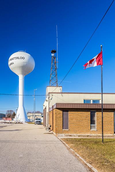 Elmira Fire Station