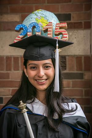 Jackson Institute Graduation 2015