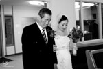 """<div align=""""left"""">    <p style=""""font: 90% Garamond, Georgia, serif;color:#b59779;"""">Yuko & Jeffrey's Wedding Photographs<br>Available to view and order prints here until January 15th, 2012<br>Photos by Kazuko Wohlers.&nbsp&nbspPlease call me at (253) 565-1701 if you have any questions.</p>  </div>"""