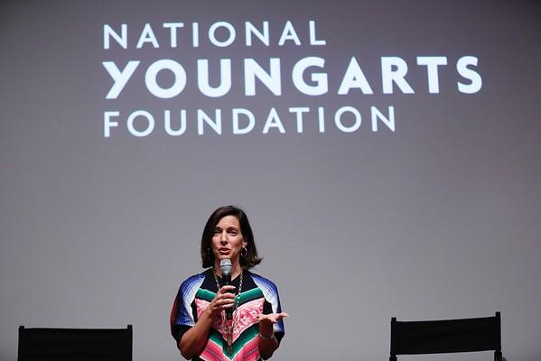 YoungArts Salon at MOCA 10-05