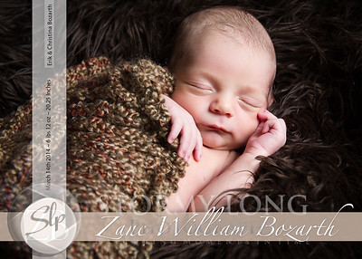 Stormy Long Photography - Newborn Portraits