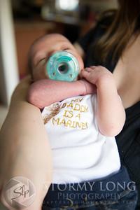 Stormy Long Photography - Newborn Portraits
