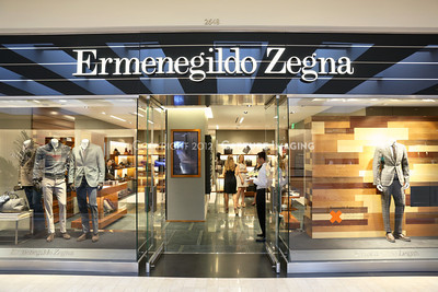 1209227-005     COSTA MESA, CA -  SEPTEMBER 27: The Ermenegildo Zegna South Coast Plaza Boutique Re-Opening held at South Coast Plaza on September 27, 2012 in Costa Mesa, California. (Photo by Ryan Miller/Capture Imaging)