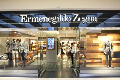 1209227-006     COSTA MESA, CA -  SEPTEMBER 27: The Ermenegildo Zegna South Coast Plaza Boutique Re-Opening held at South Coast Plaza on September 27, 2012 in Costa Mesa, California. (Photo by Ryan Miller/Capture Imaging)