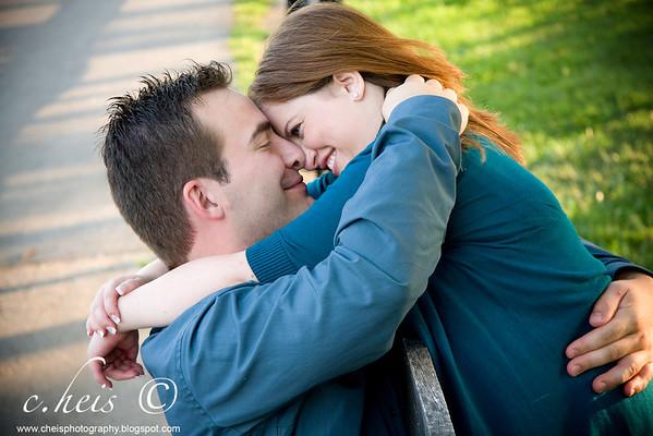 | Shannon + Damien | Lexington Engagement |