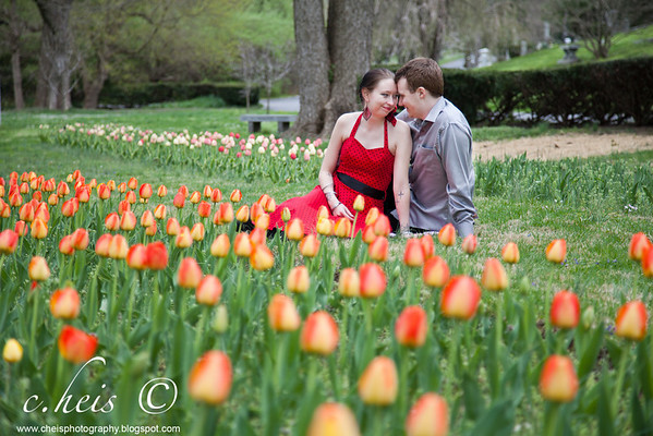 | Zyn + Kelson | Kentucky Engagement Session |