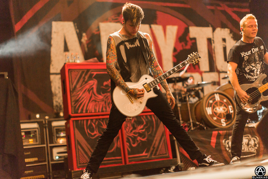Neil Westfall of A Day To Remember