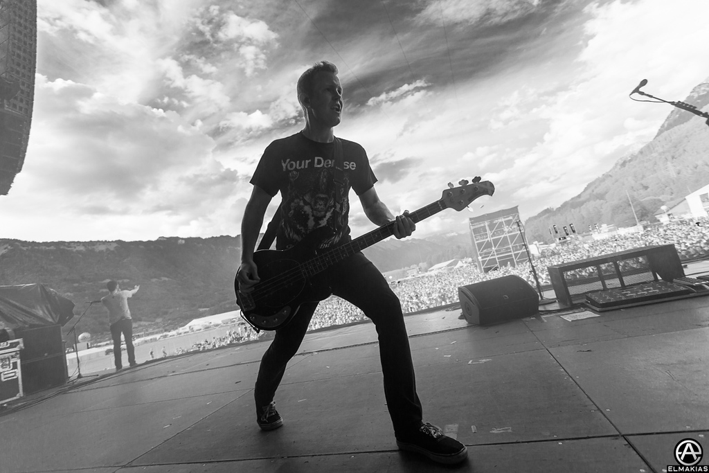 Josh Woodard of A Day To Remember