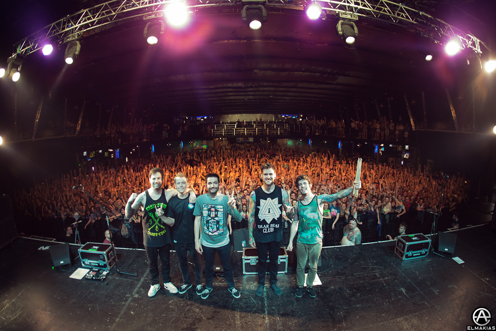 A Day To Remember plus fans