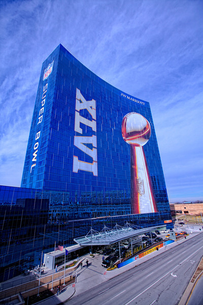 JW Marriott Indianapolis - Super Bowl XLVI (Day)