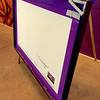 "$340...39""x 26""...87_3849 s Turquoise Turquoise...fabric on foam core...amethyst frame"