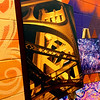"$120...12""x 16""...Tower Detail...Stretched Canvas"
