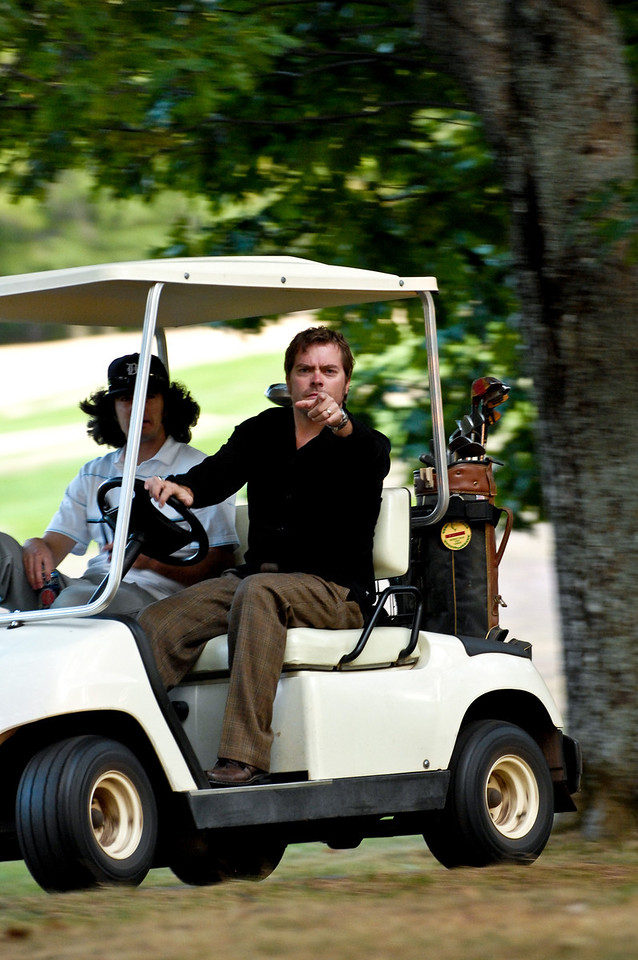 golfing 081807