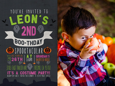 1_Leon_2nd_Bday_Invitation