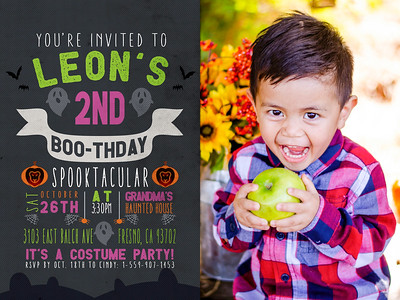 3_Leon_2nd_Bday_Invitation