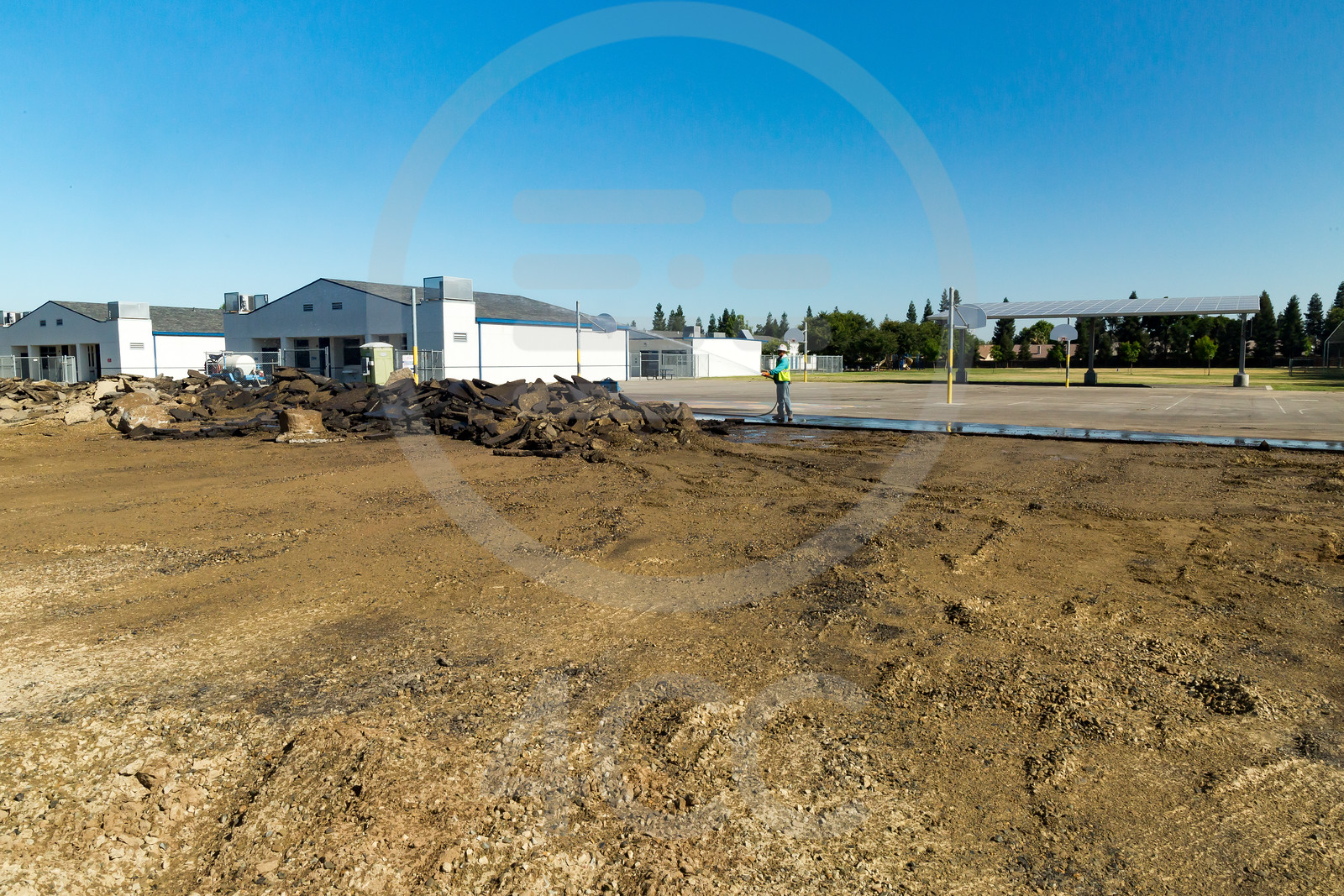 Cottonwood Creek Elementary School Parking Lot Expansion