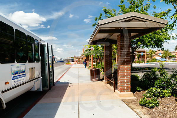 Dinuba Transit Center-5174