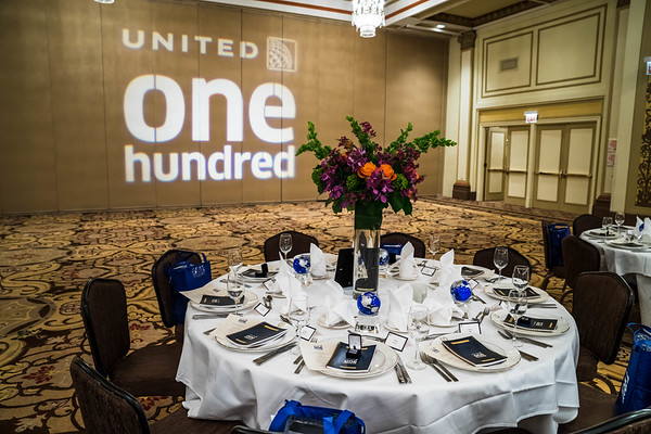 United 100 Shedd and Palmer House