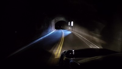 Tunneling through Zion.